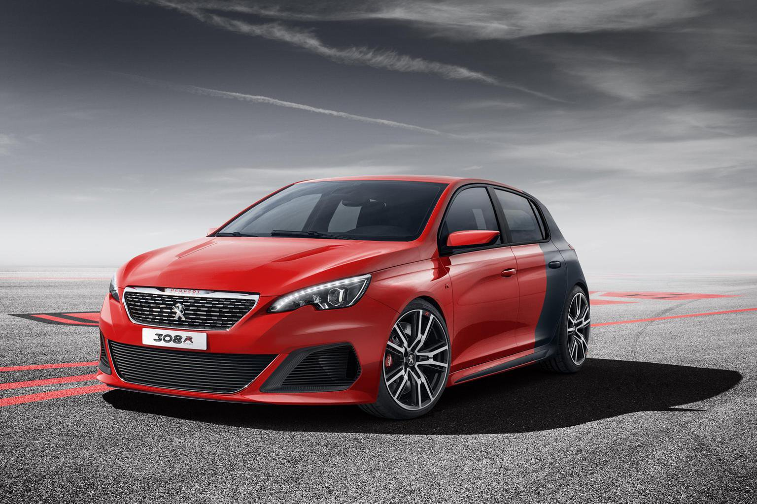 Peugeot considers two hot 308s