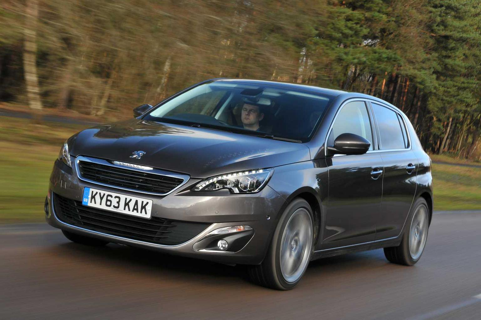 2014 Peugeot 308 2.0 BlueHDi review