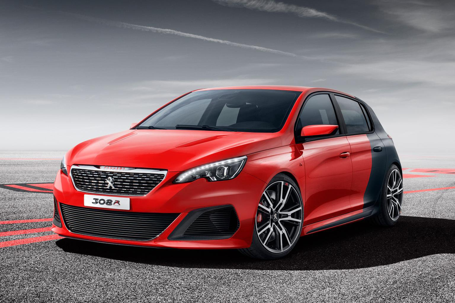 Peugeot 308 R to launch in 2015