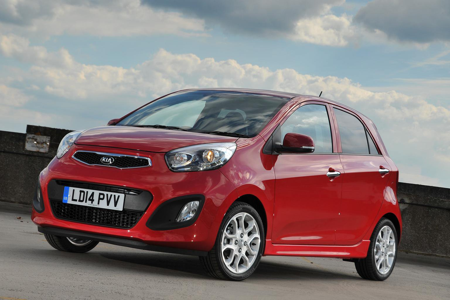 Deal of the Day: Kia Picanto