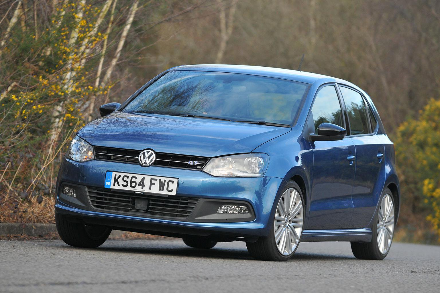 new Volkswagen Polo jitters