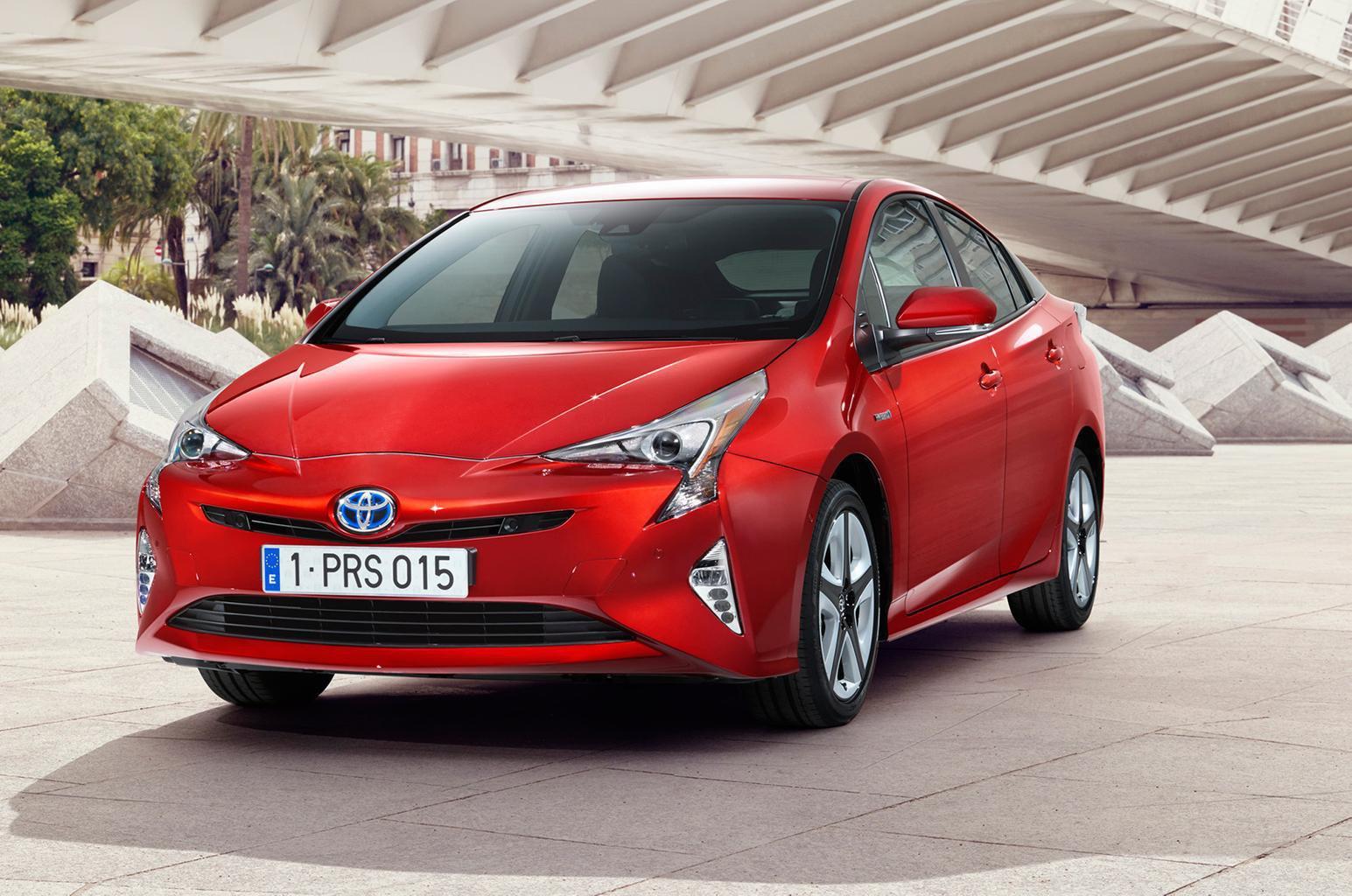 2016 Toyota Prius 18 Fuel Efficiency Gain