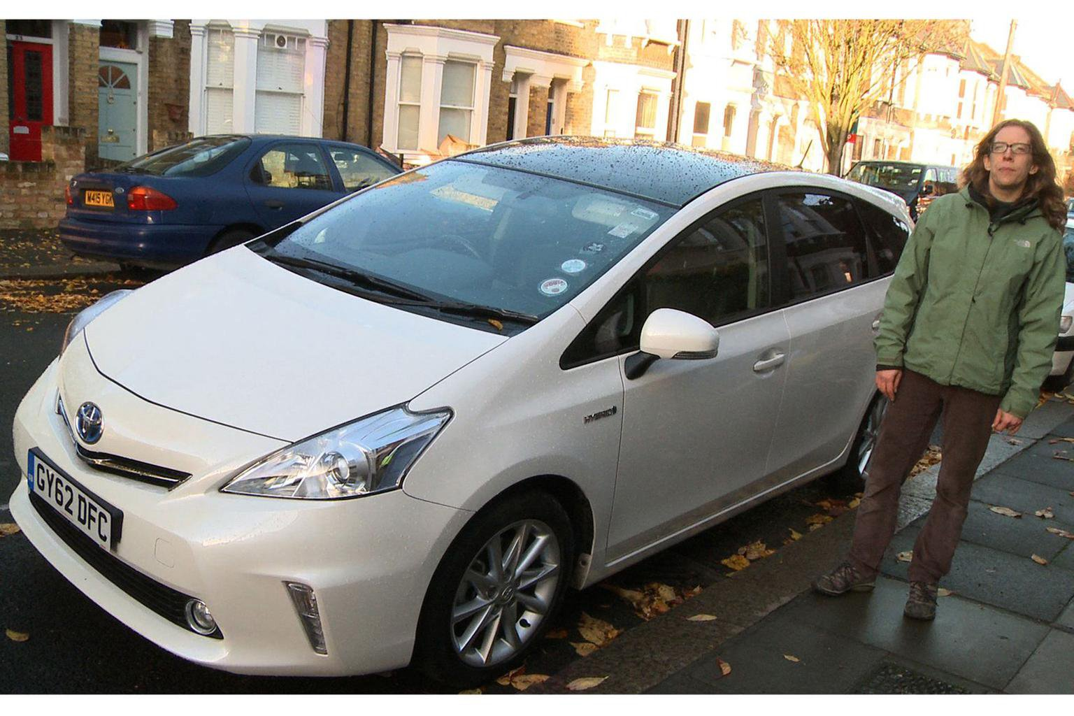 Our cars: Toyota Prius+ video
