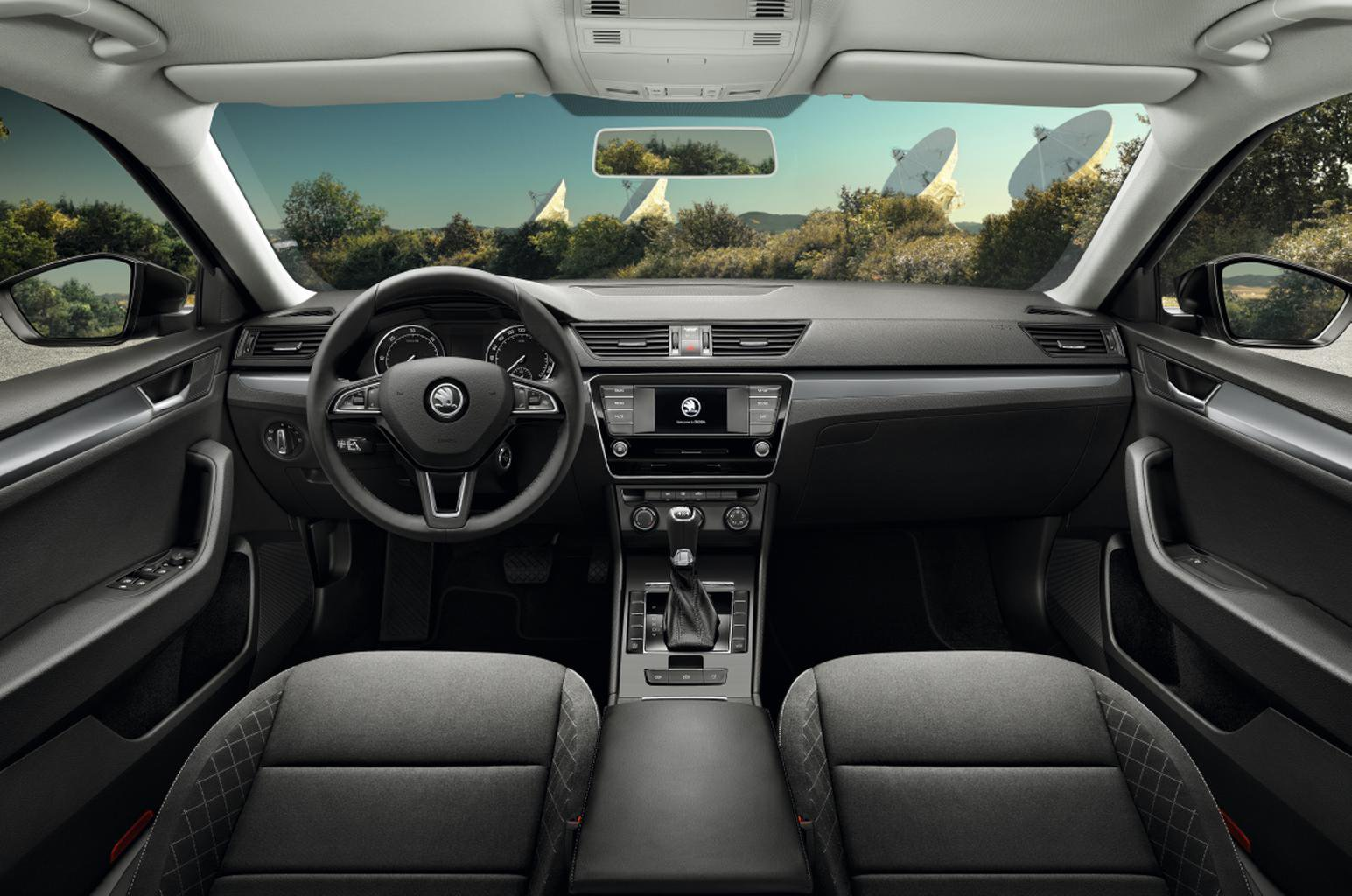 Promoted: Skoda Superb - An interior that's comfortable and practical