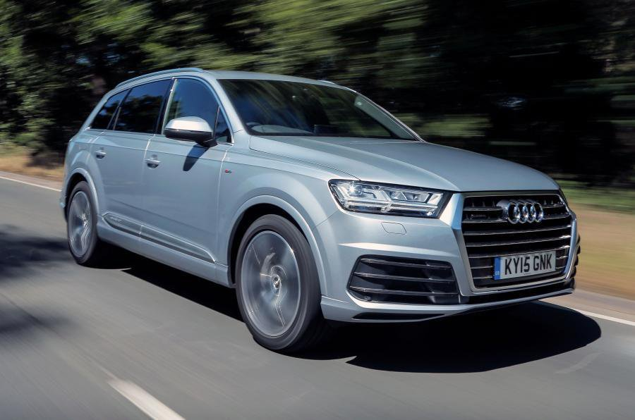 Deal of the Day: Audi Q7