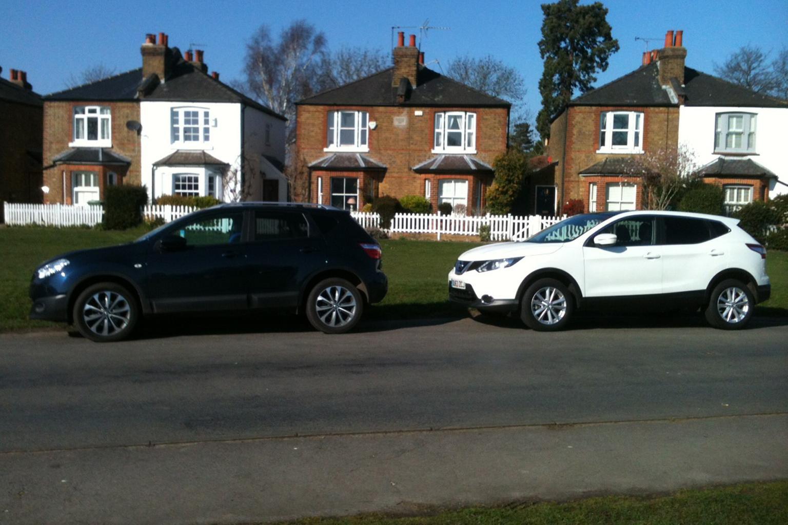 Our cars: Hyundai i10, Kia Carens and Nissan Qashqai