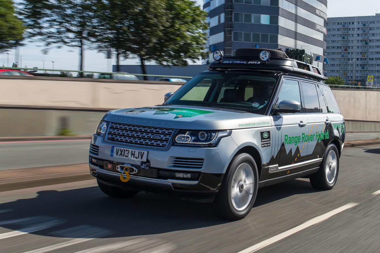 2014 Range Rover Hybrid prototype review