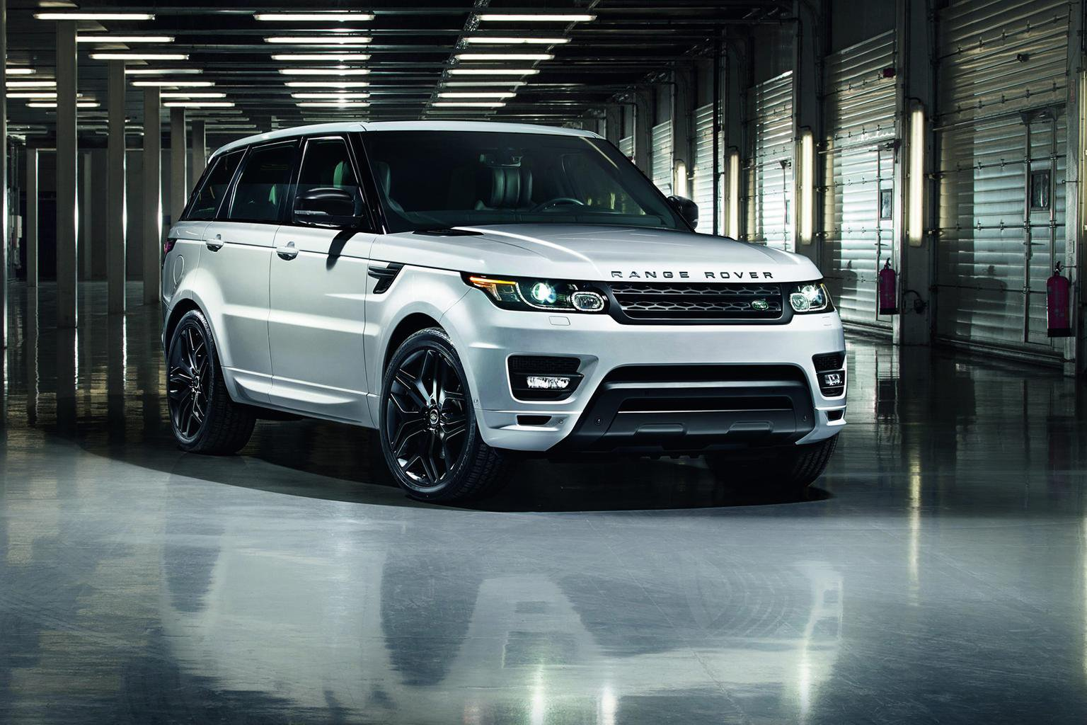 Range Rover Sport Stealth Pack due at Goodwood