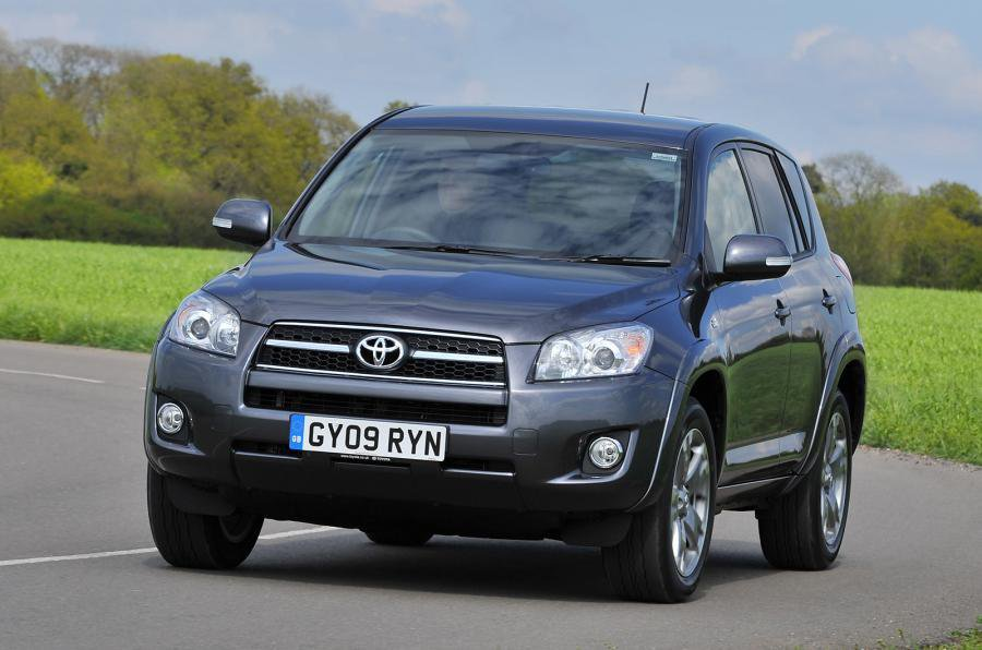 Top 10: The best used Toyotas
