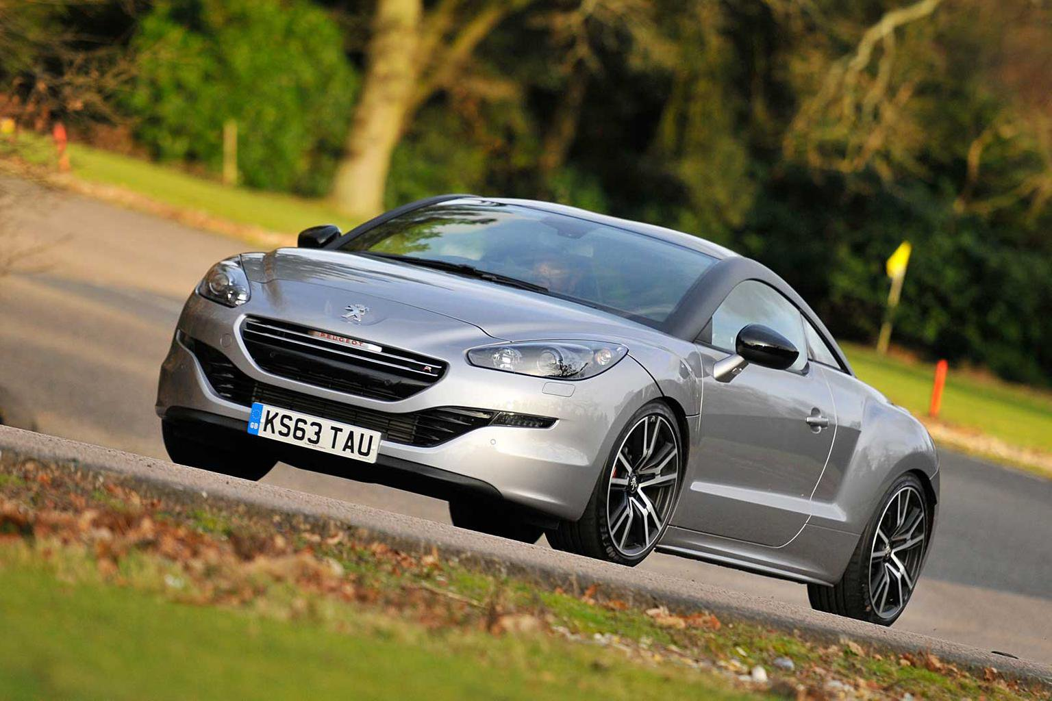 2014 Peugeot RCZ R review