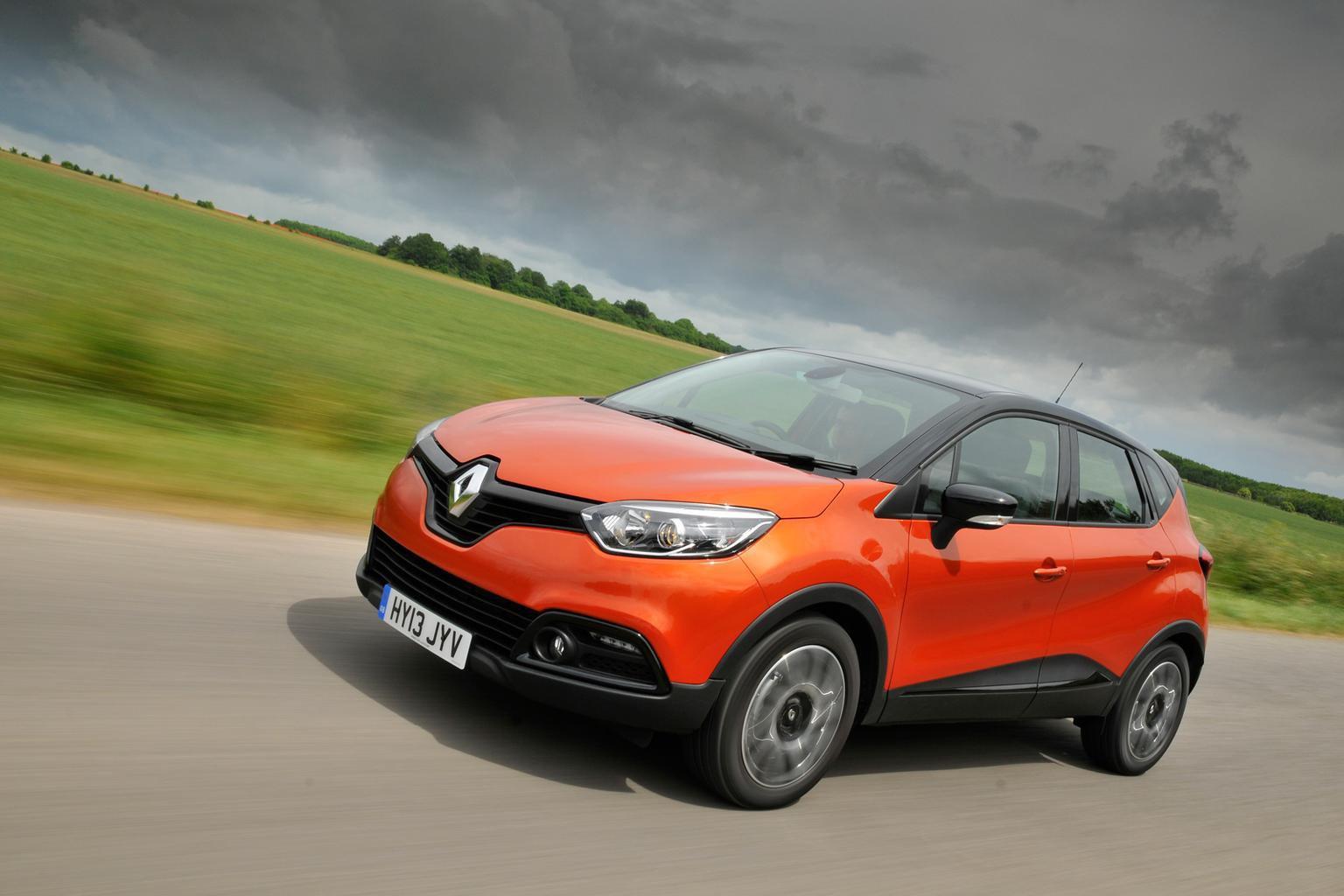 2013 Renault Captur range review