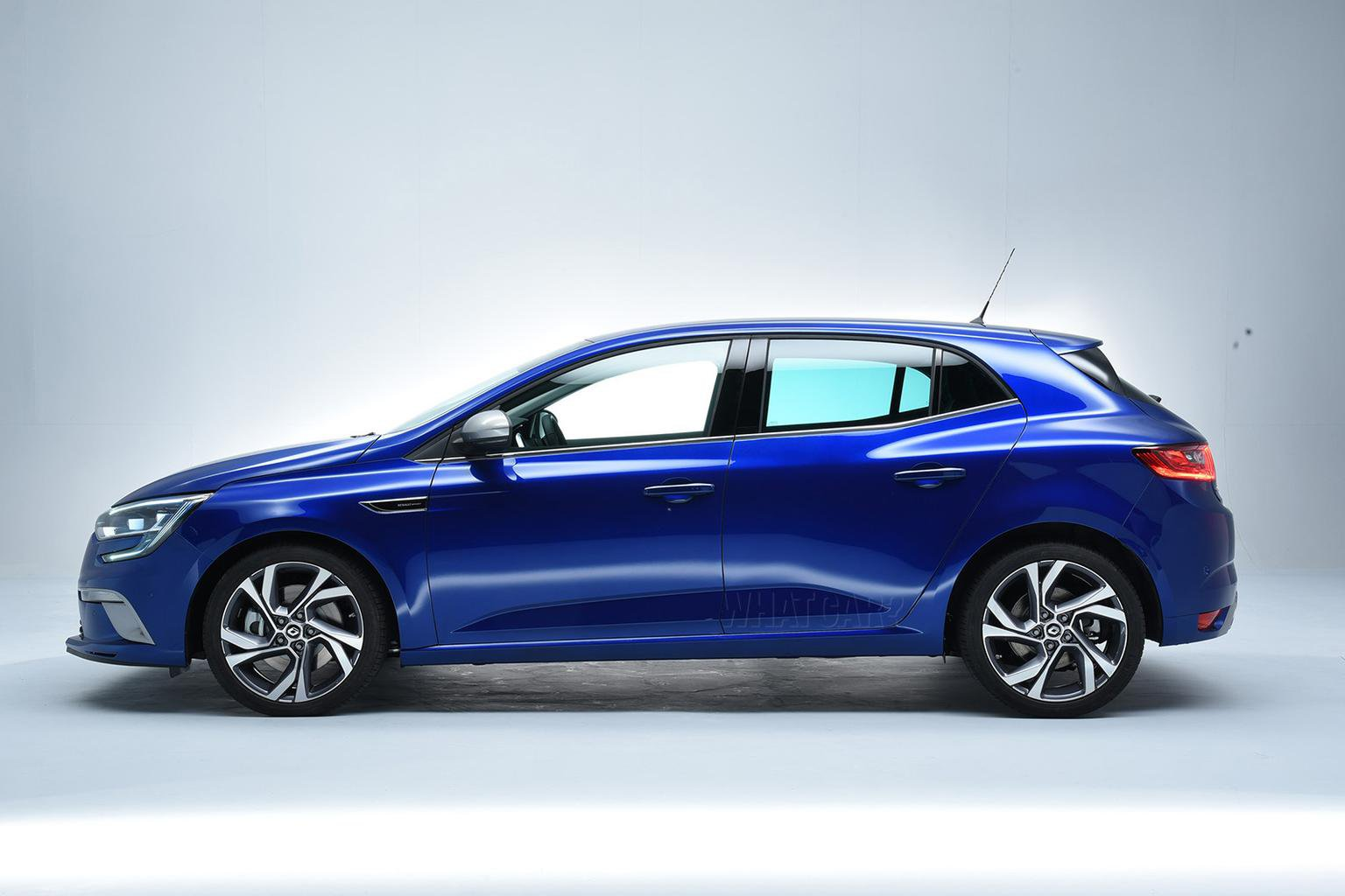 New Renault Megane revealed - exclusive pictures
