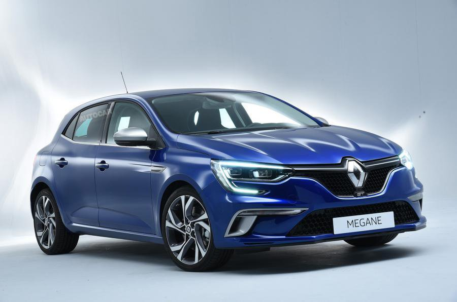 2016 Renault Megane - exclusive reader test team preview