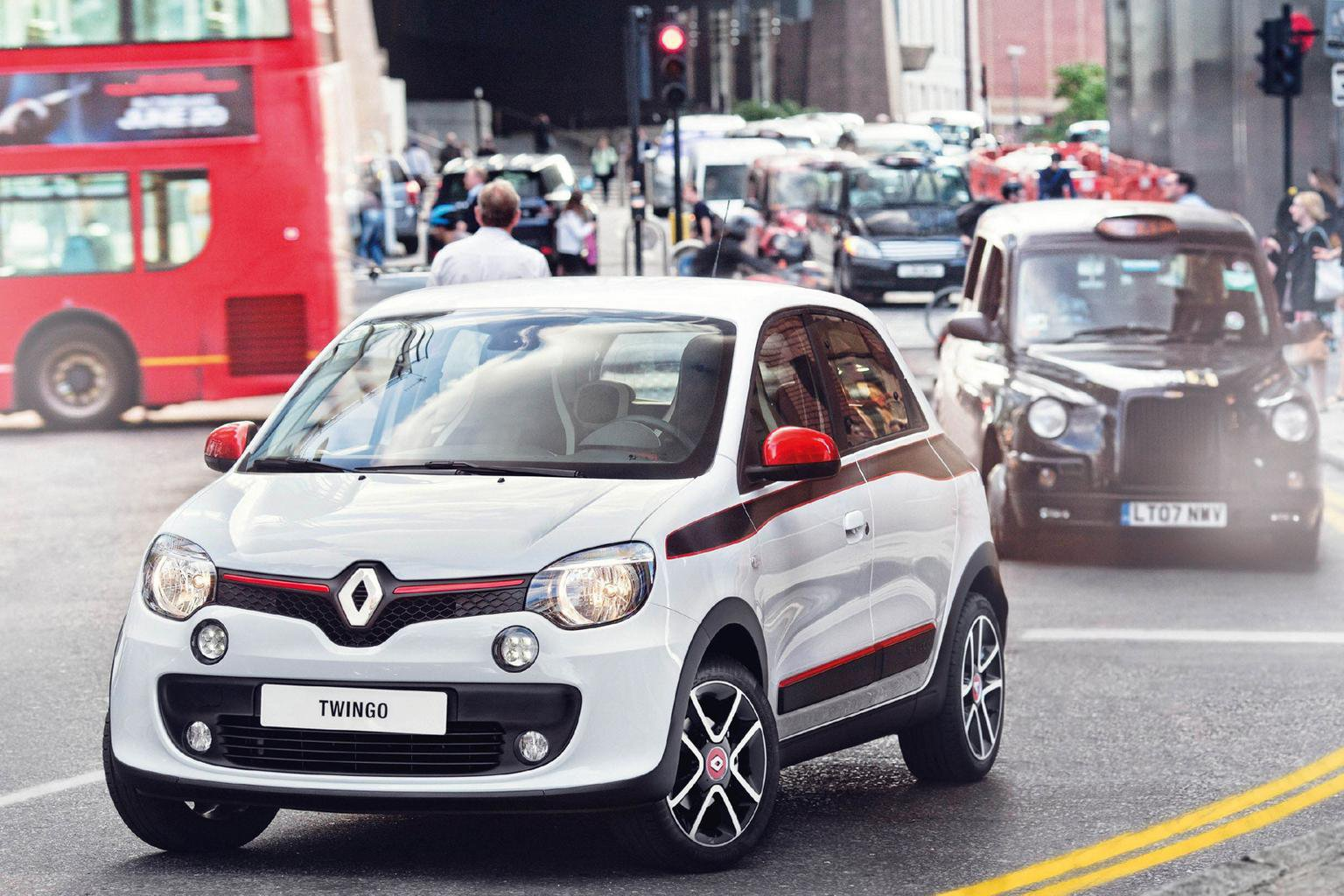 New Renault Twingo starts at 9495