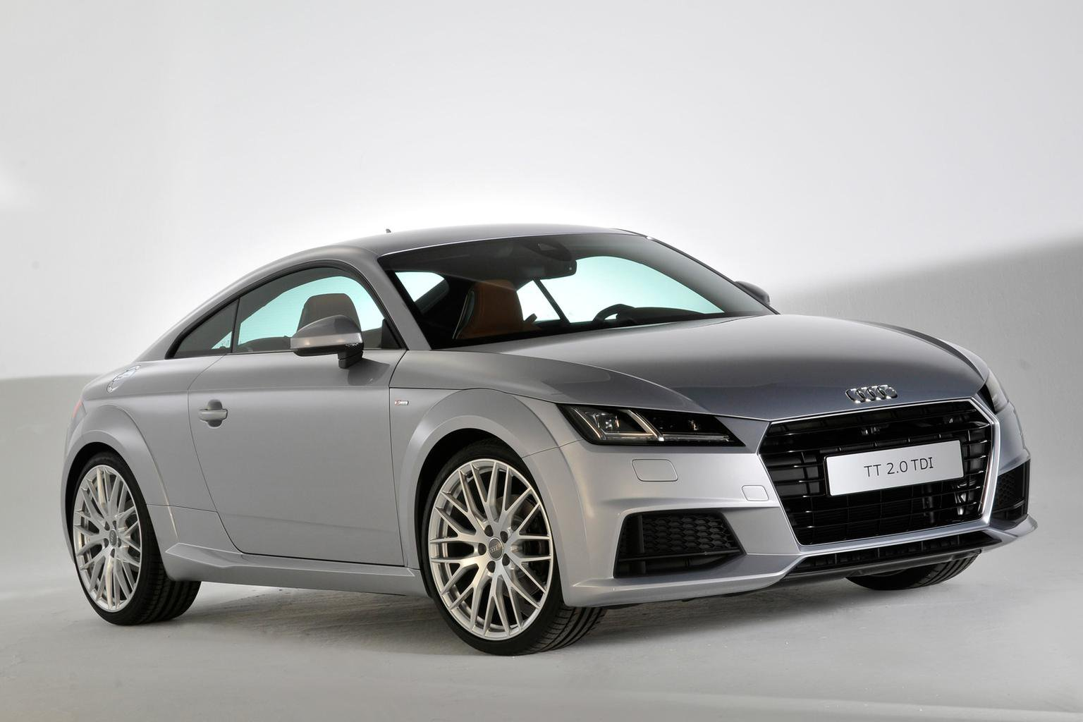 Exclusive: more 2014 Audi TT photos and video