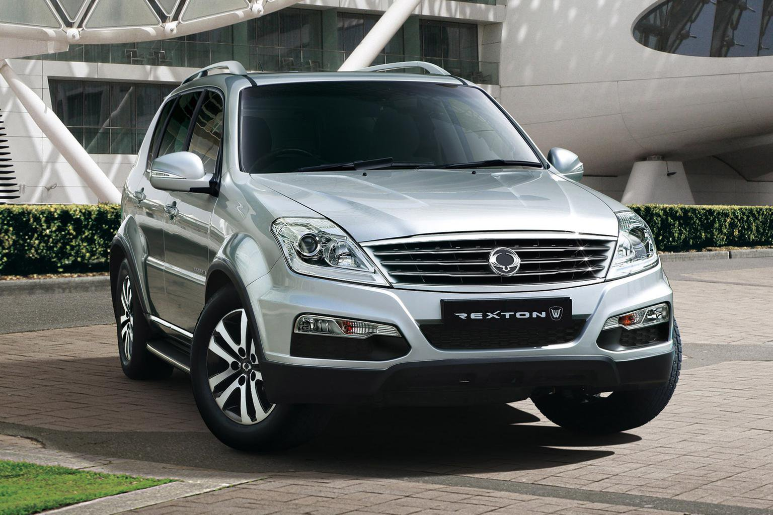 Ssangyong Rexton W pricing announced