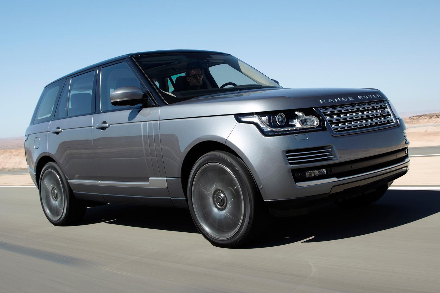 Range Rover reveals upgrades to Range Rover and Range Rover Sport models