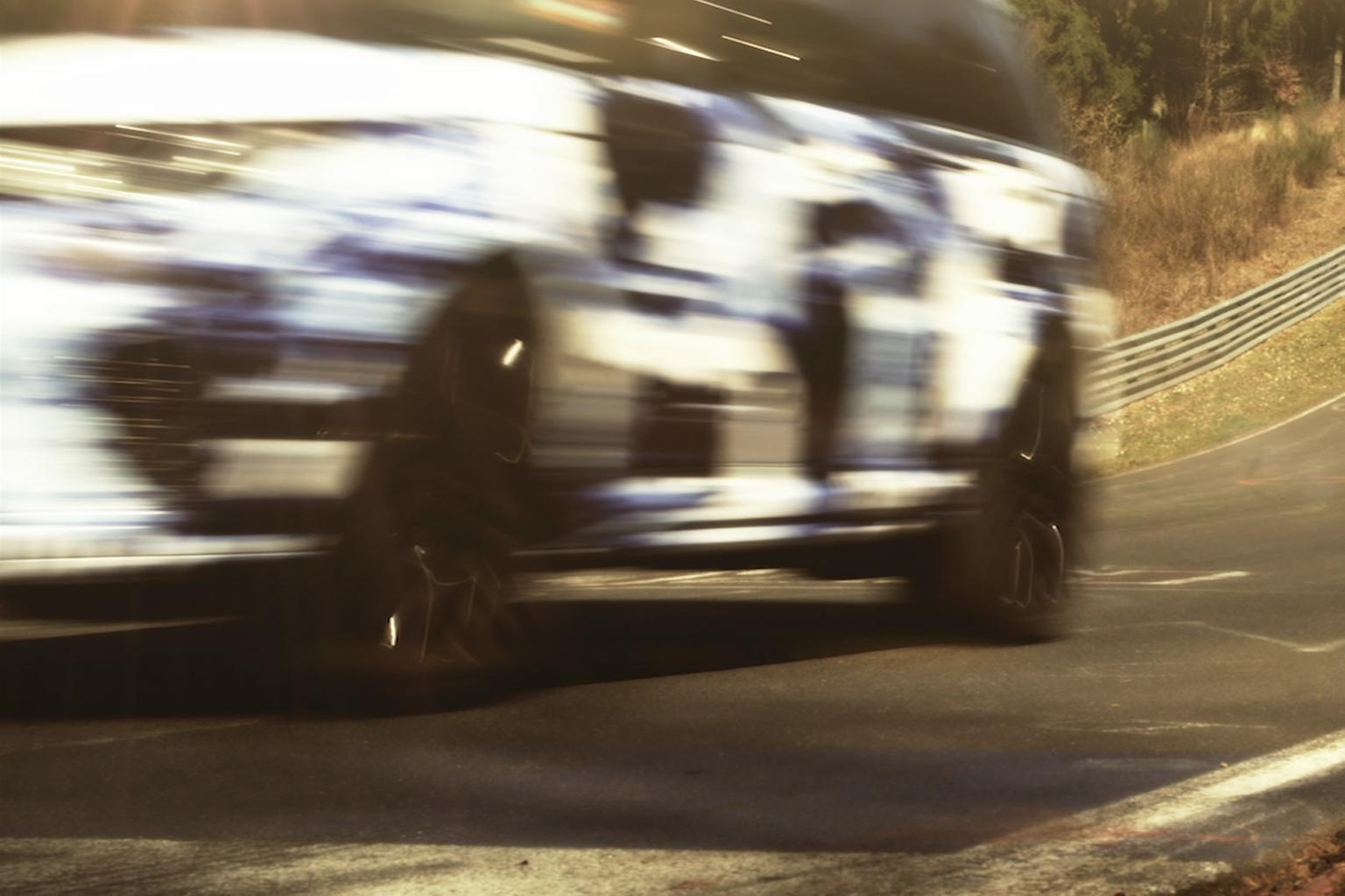 Hot Range Rover Sport previewed in video teaser