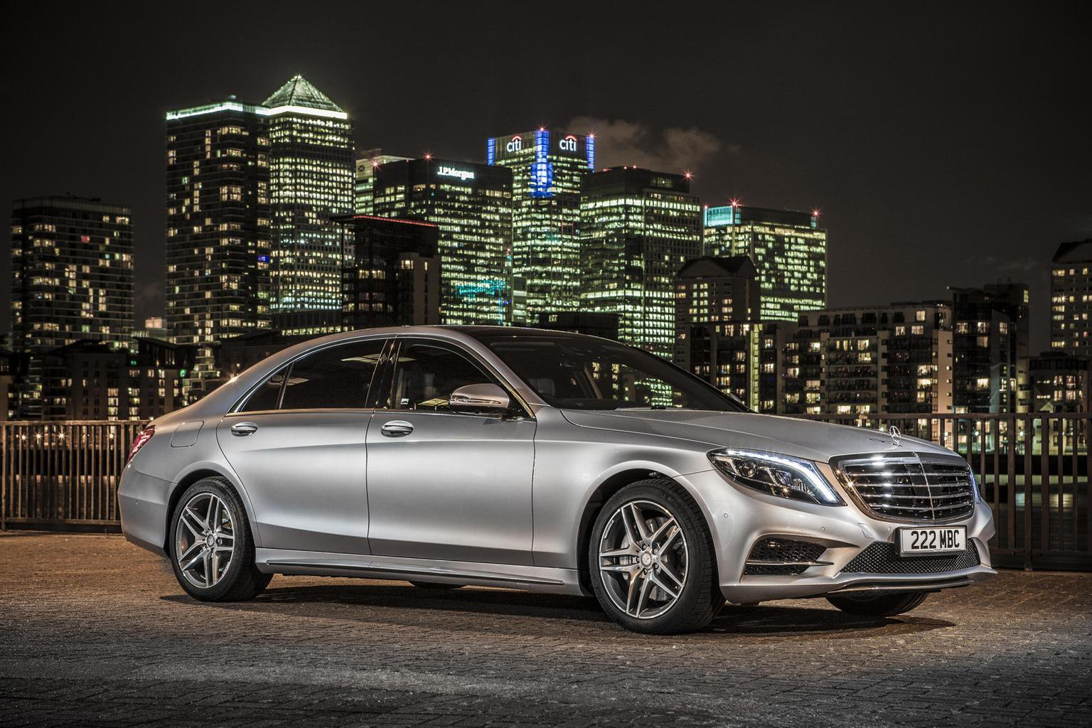 Mercedes announce S500 Plug-in Hybrid pricing