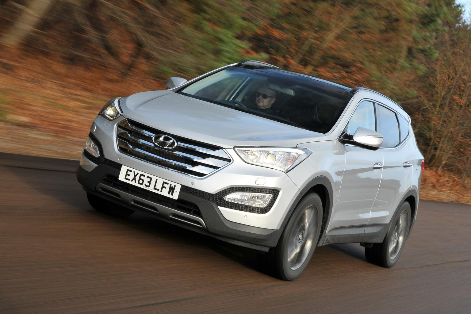 Our cars: Hyundai Santa Fe and Skoda Octavia