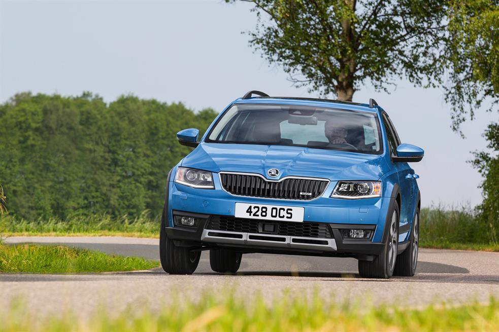 Deal of the Day: Skoda Octavia Scout