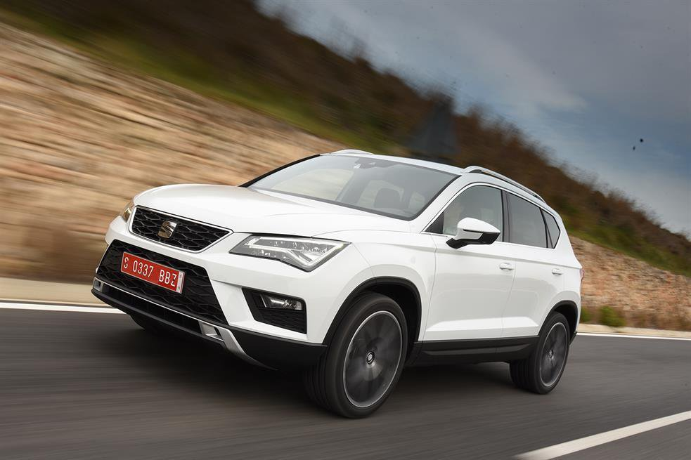2016 Seat Ateca 2.0 TDI 150 4Drive review