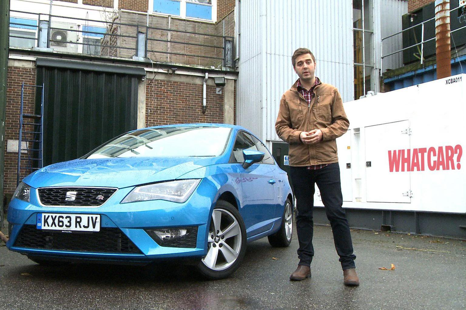 Our cars: Seat Leon SC video