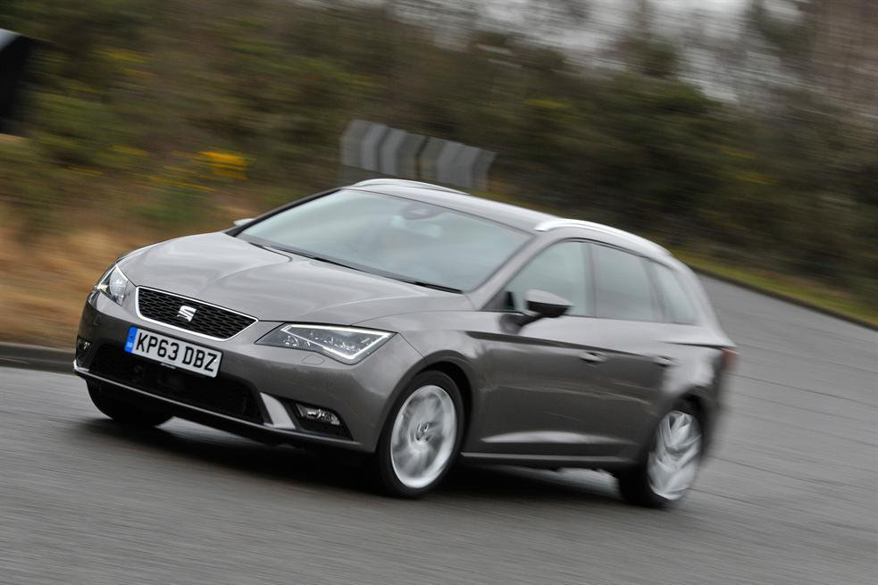 Deal of the Day: Seat Leon ST