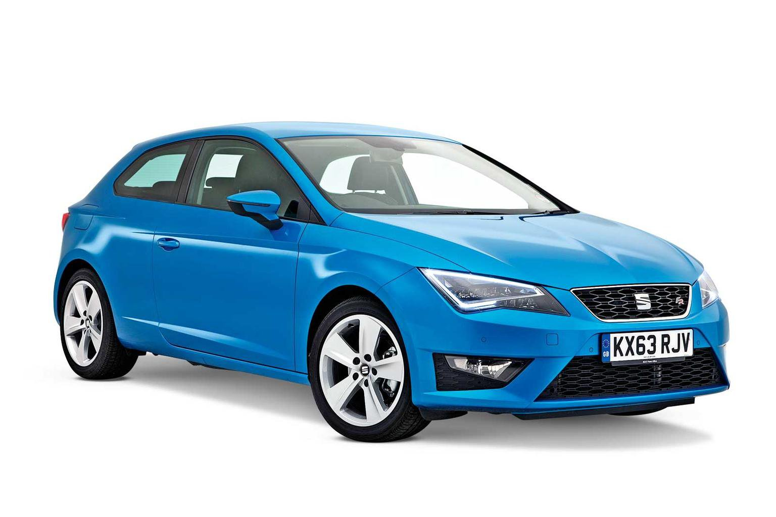 Deal of the day: Seat Leon SC