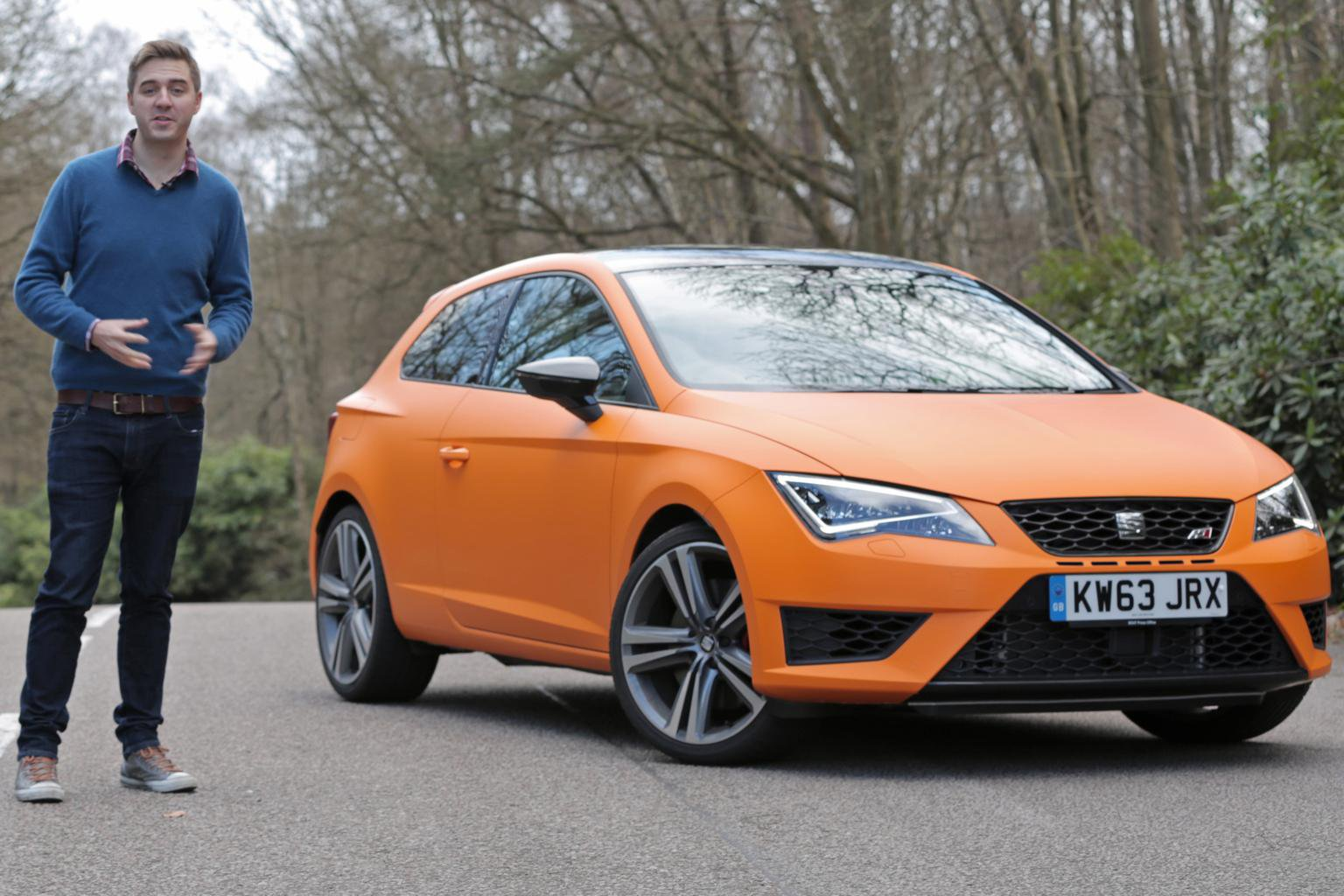 Video review: 2014 Seat Leon Cupra