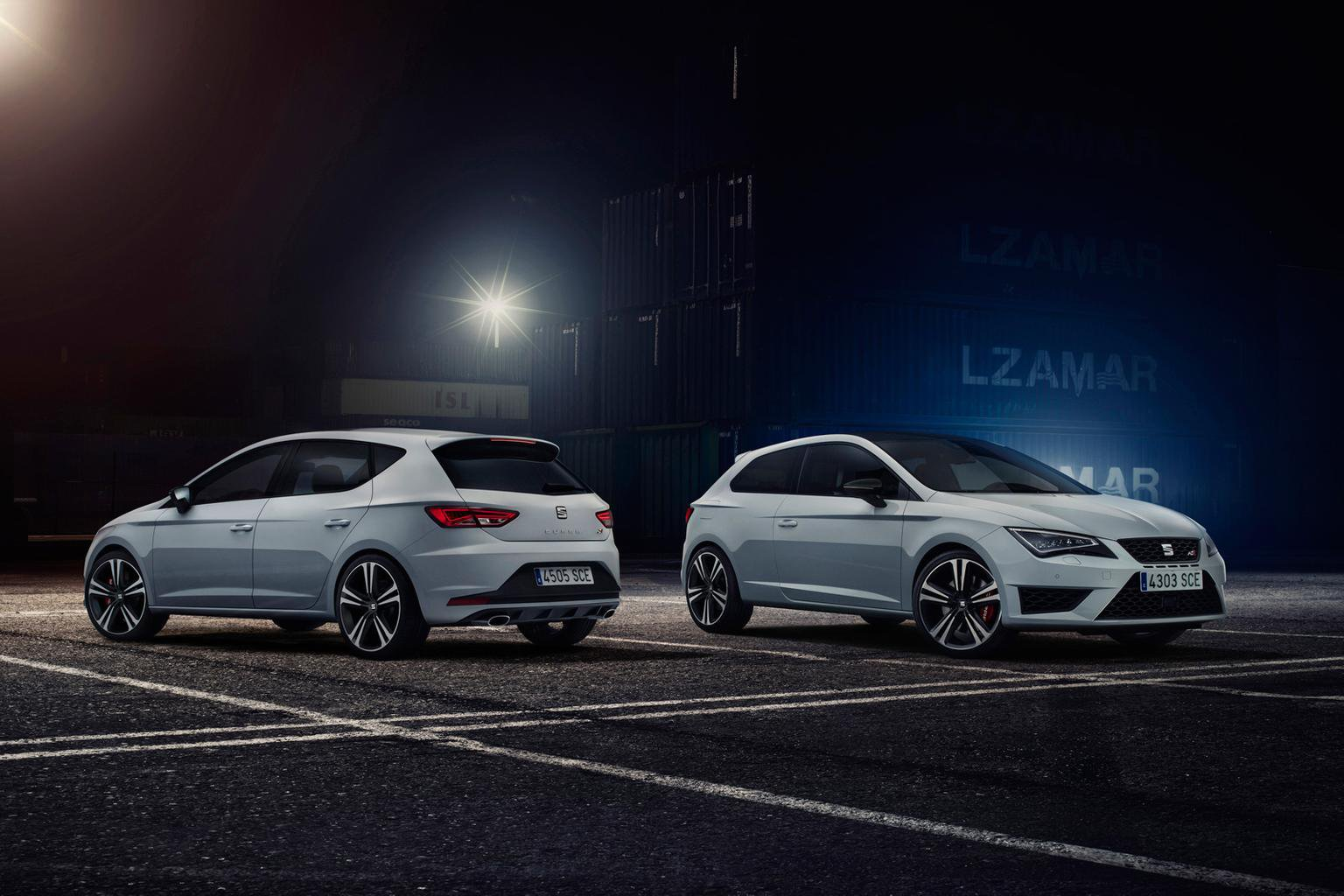 Seat Leon Cupra and Cupra 280 revealed