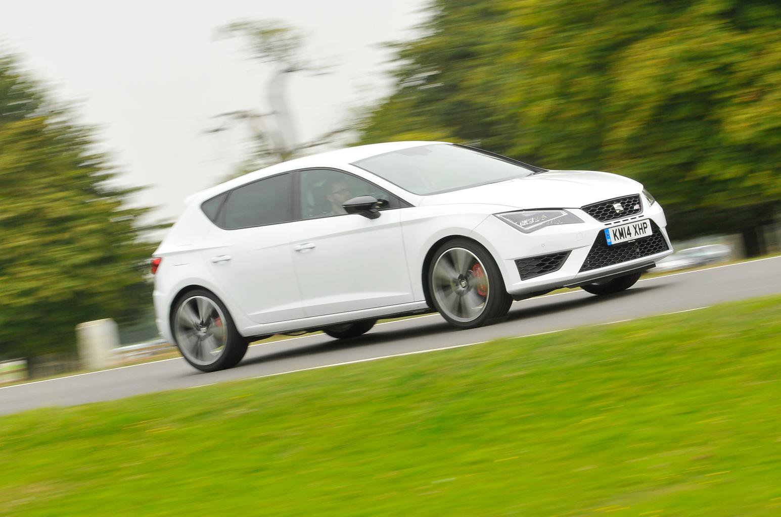 Deal of the day: Seat Leon Cupra