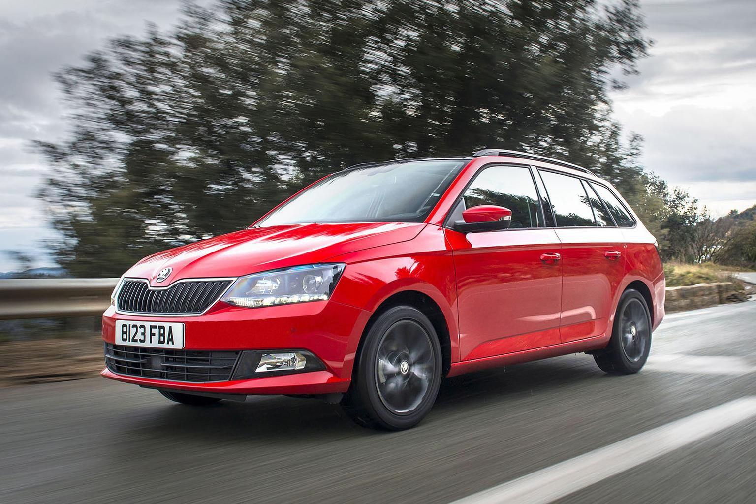 2015 Skoda Fabia Estate 1.4 TDI 90 DSG review - DO NOT PUBLISH