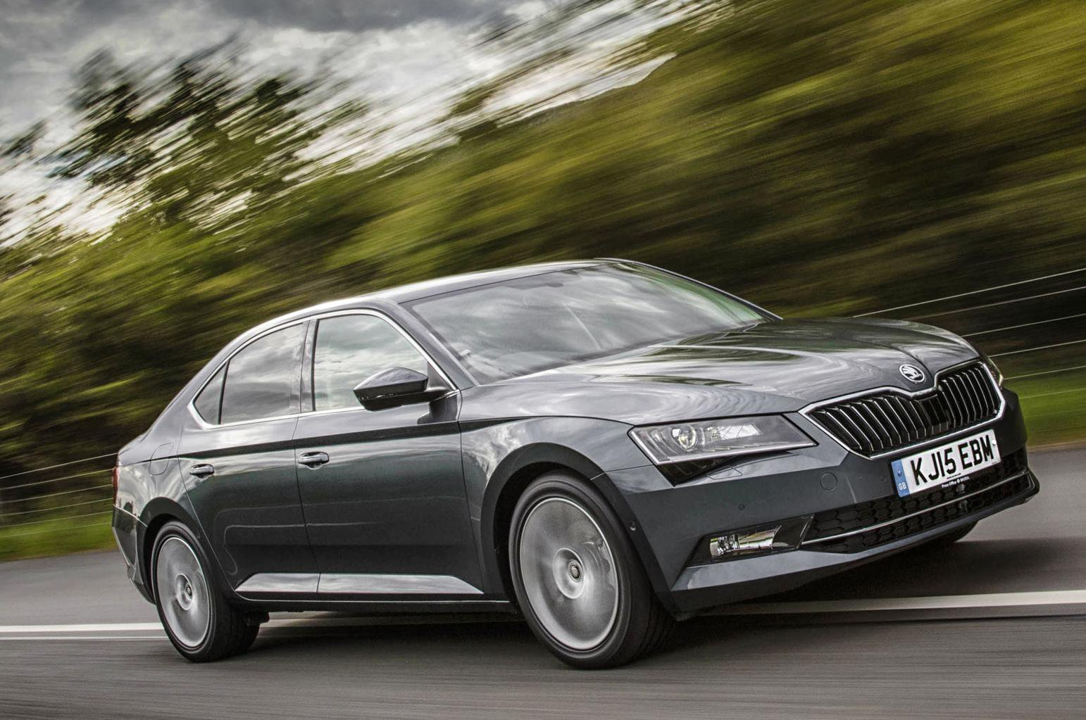 2015 Skoda Superb 2.0 TDI 190 DSG review