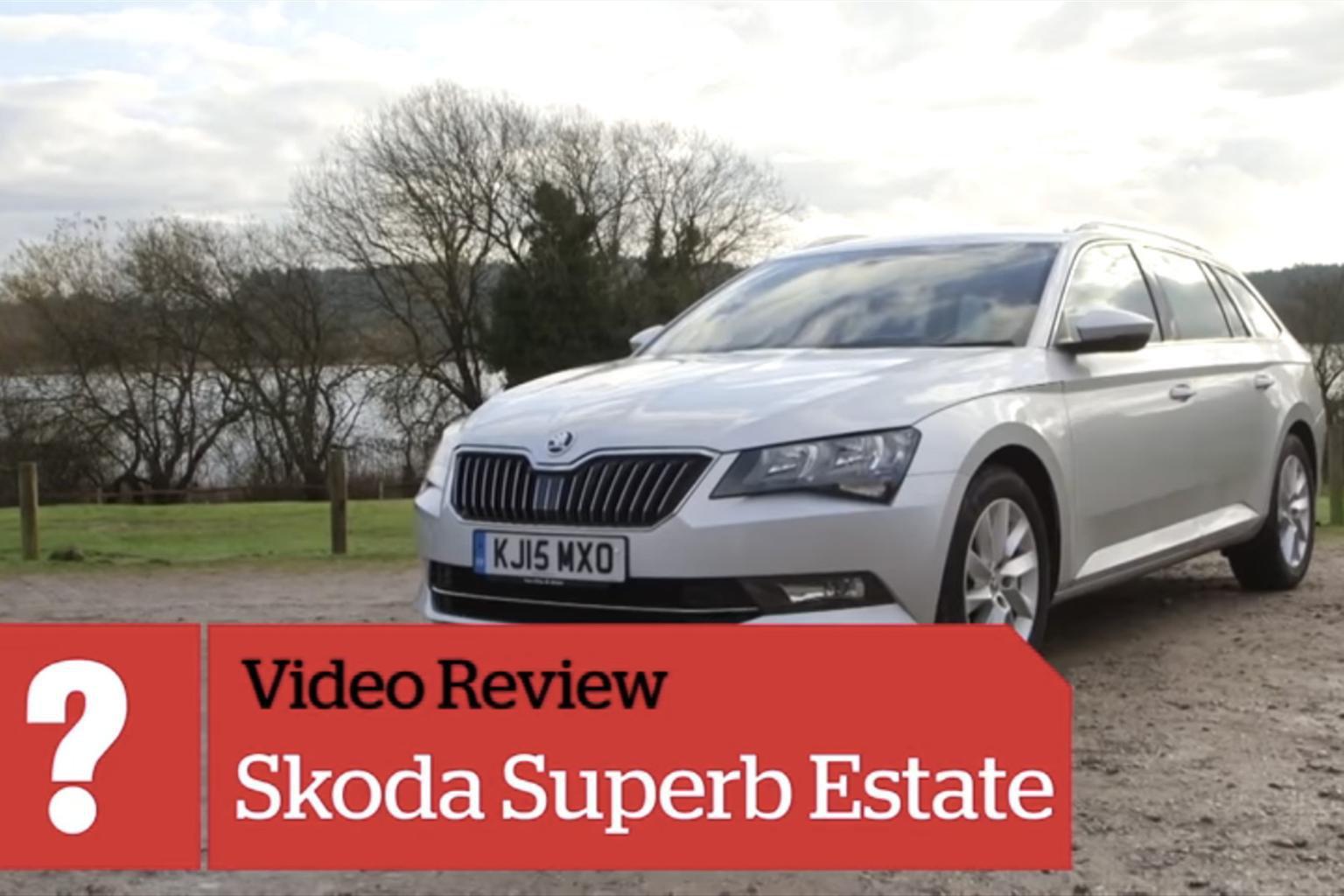 Skoda Superb video reviews