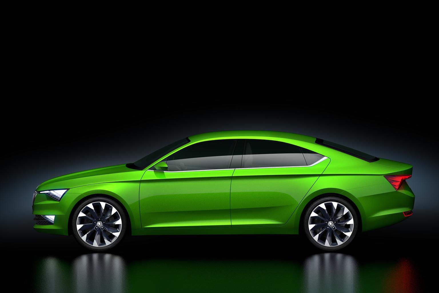 Skoda Vision C signals future styling