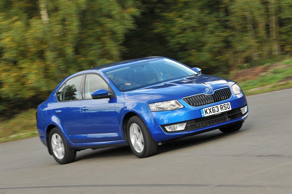 Our cars: Skoda Octavia, Mitsubishi Outlander and Seat Leon