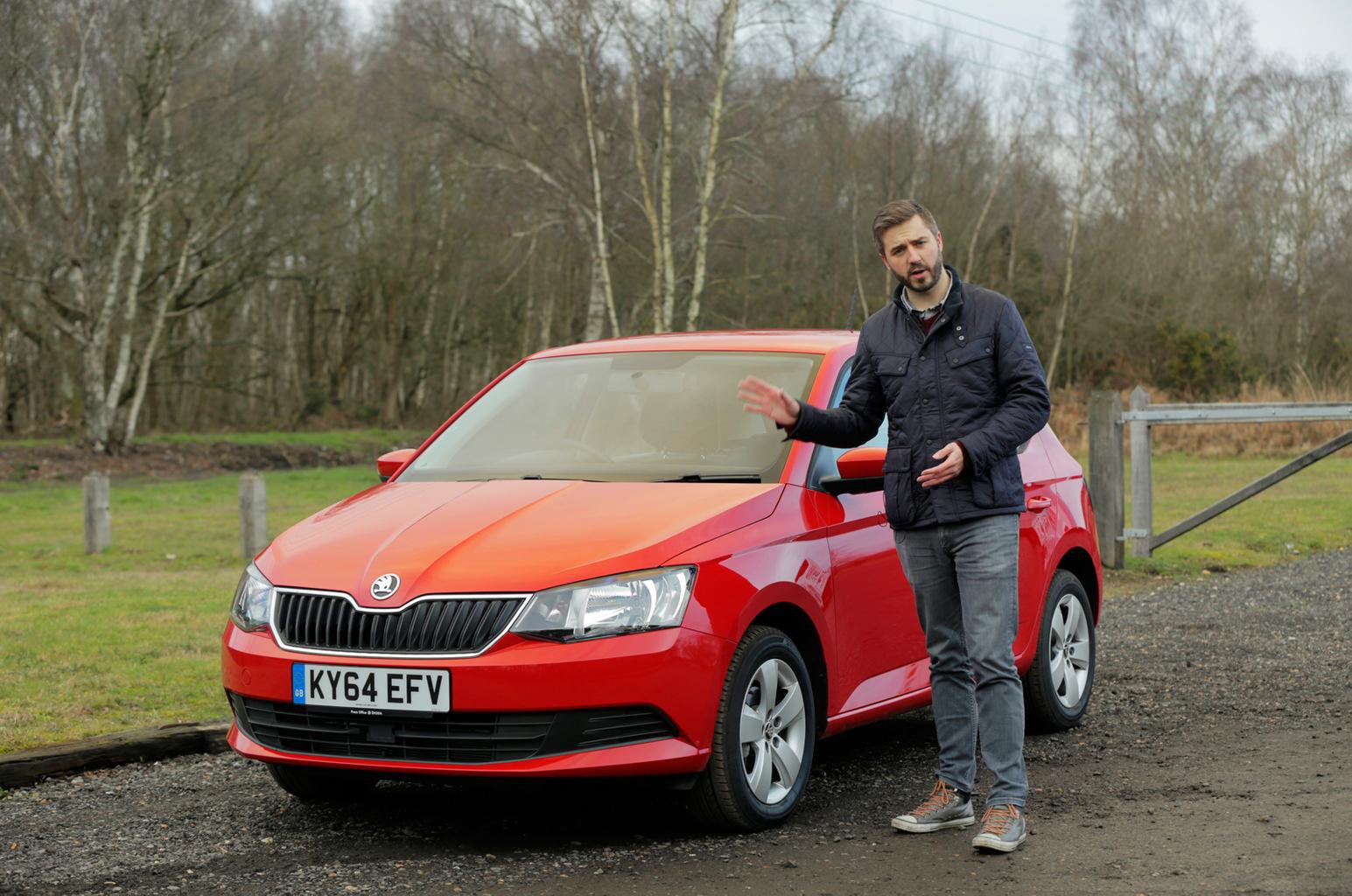 Video: Skoda Fabia video review