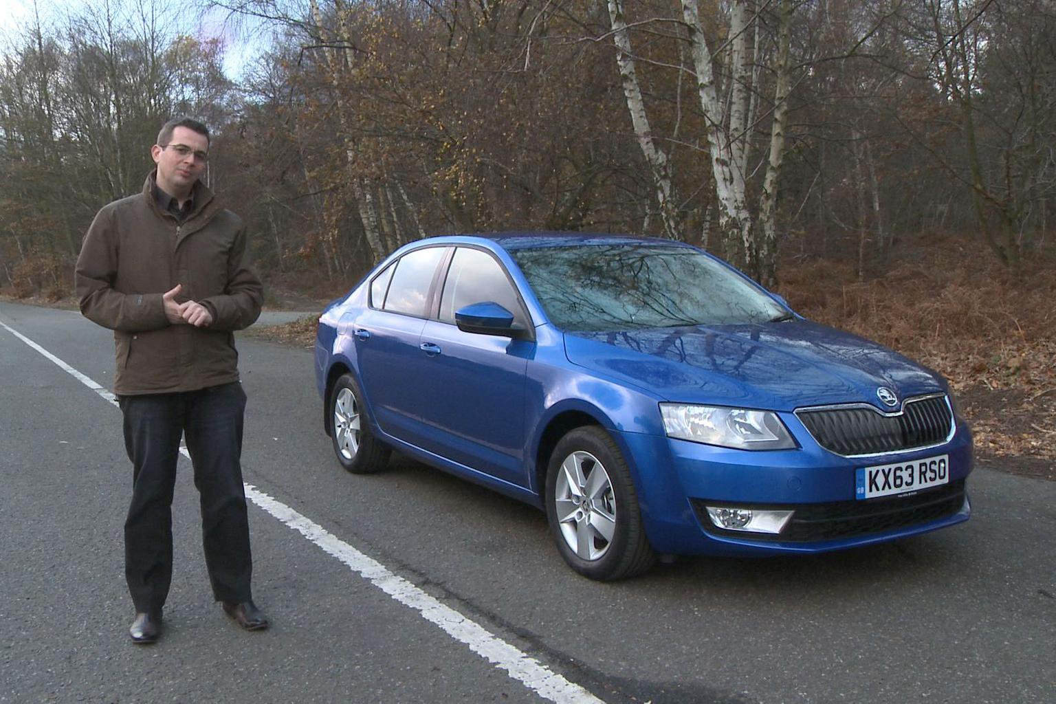 Our cars: Skoda Octavia video