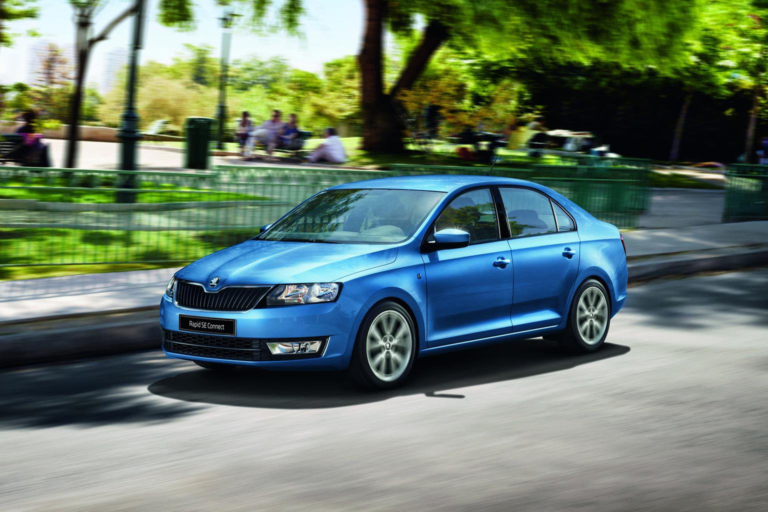 Skoda Rapid SE Connect and Sport announced