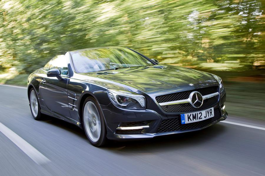 Deal of the Day: Mercedes-Benz SL
