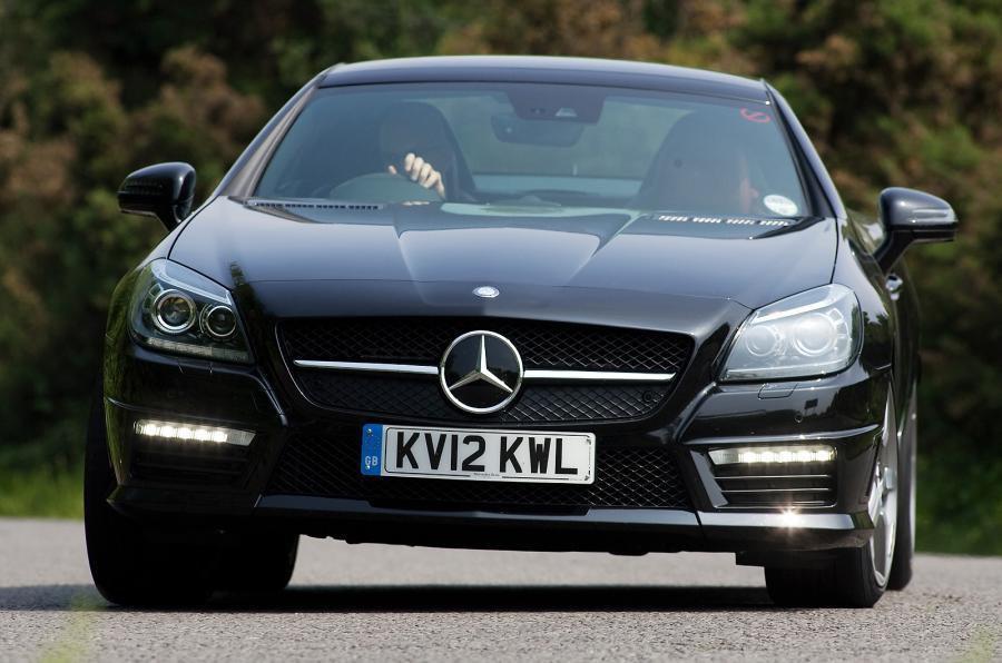 Deal of the Day: Mercedes-Benz SLK55 AMG