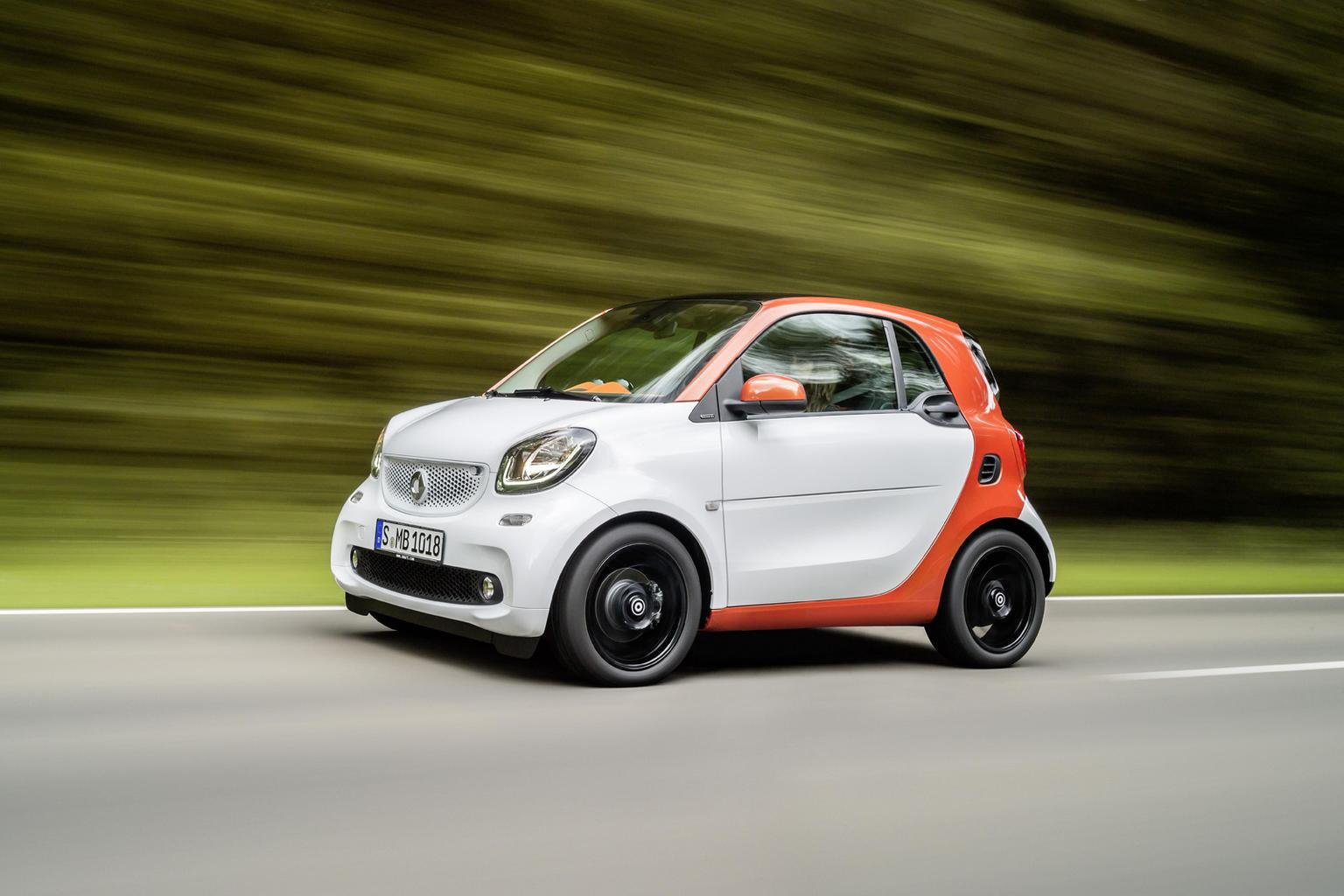 2015 Smart Fortwo - specs, prices and on-sale date