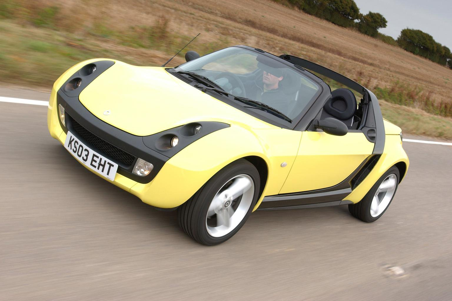 No new 2015 Smart Roadster planned