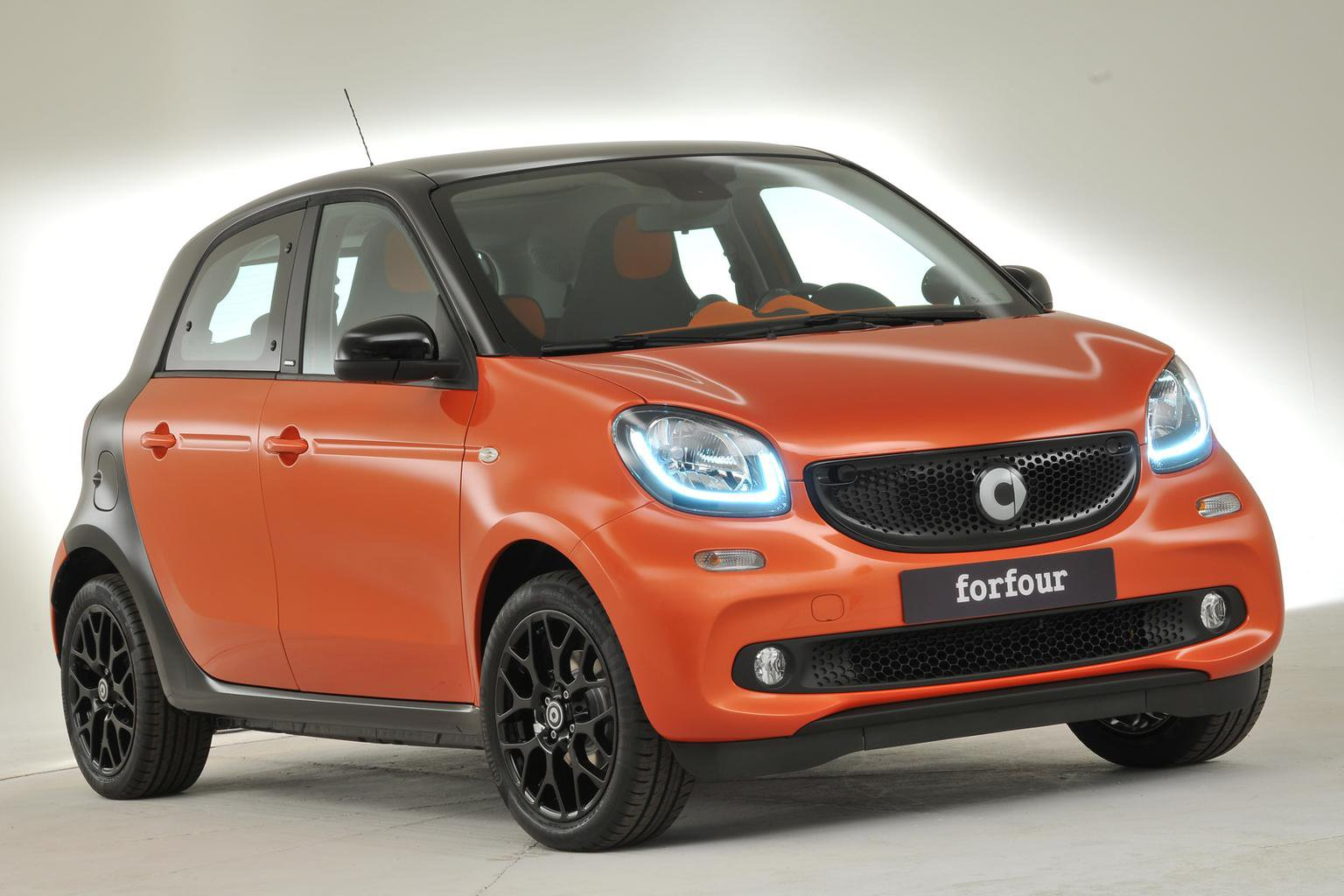 Electric Smart Fortwo and Forfour by 2016