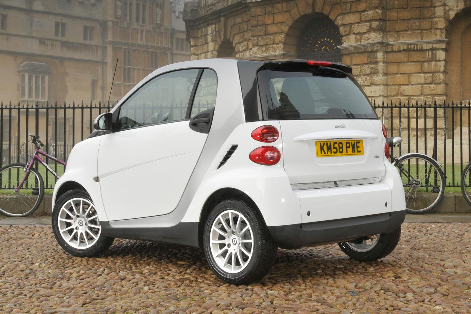Used cars of the week: Smart Fortwo from 3299
