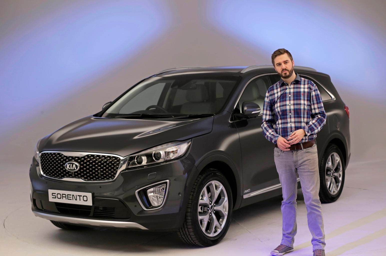2015 Kia Sorento reader review