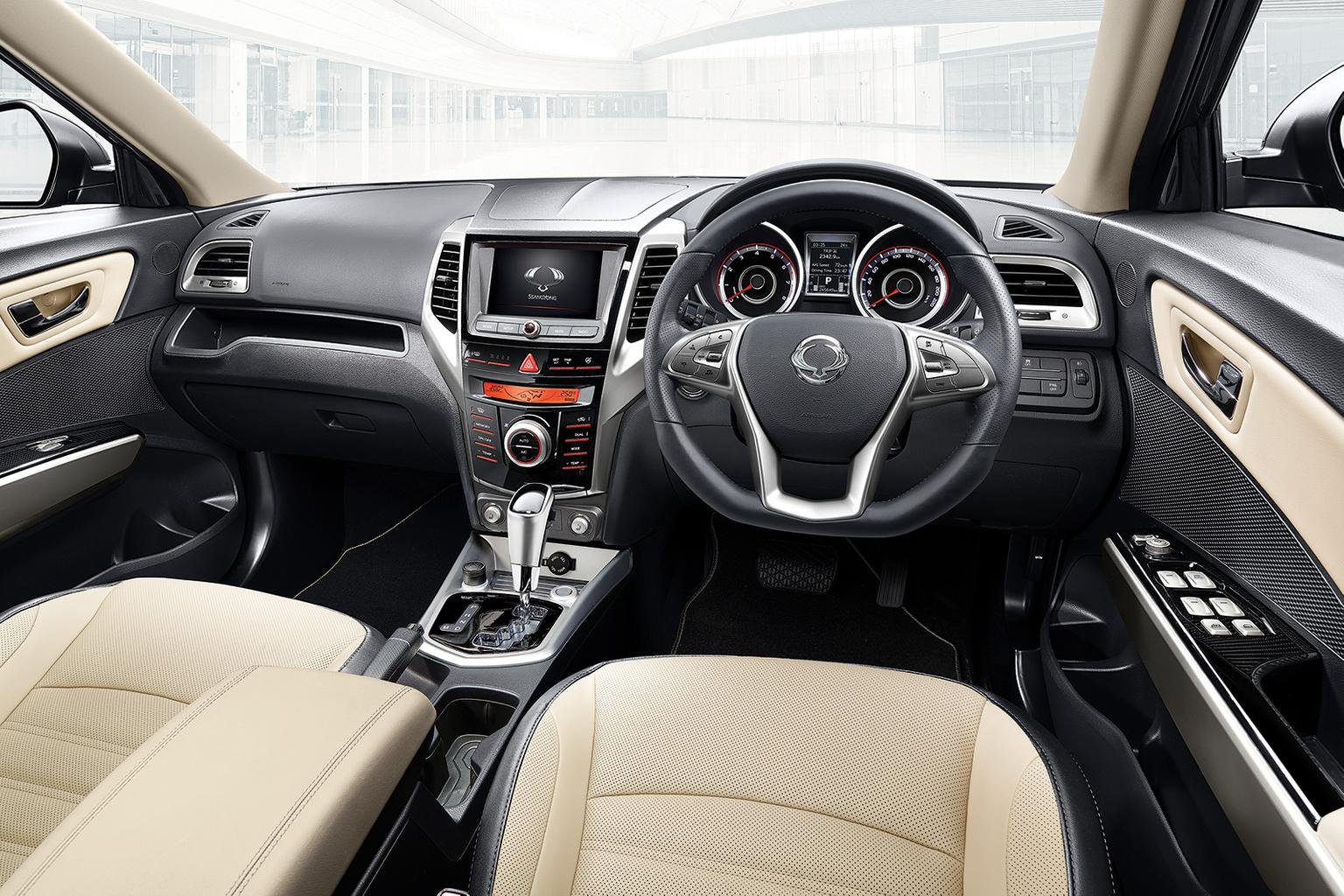 Promoted: SsangYong Tivoli's space odyssey