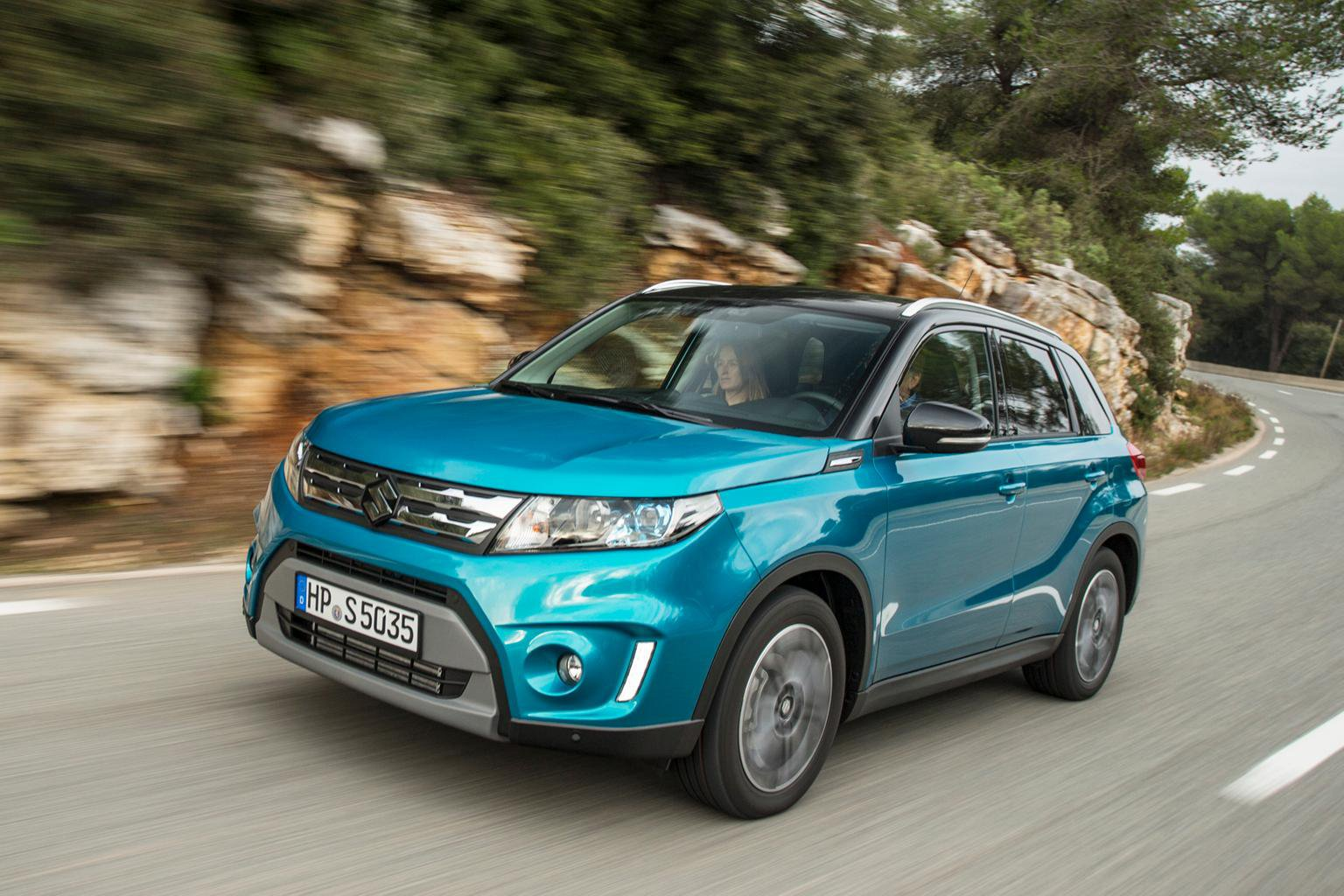 2015 Suzuki Vitara review