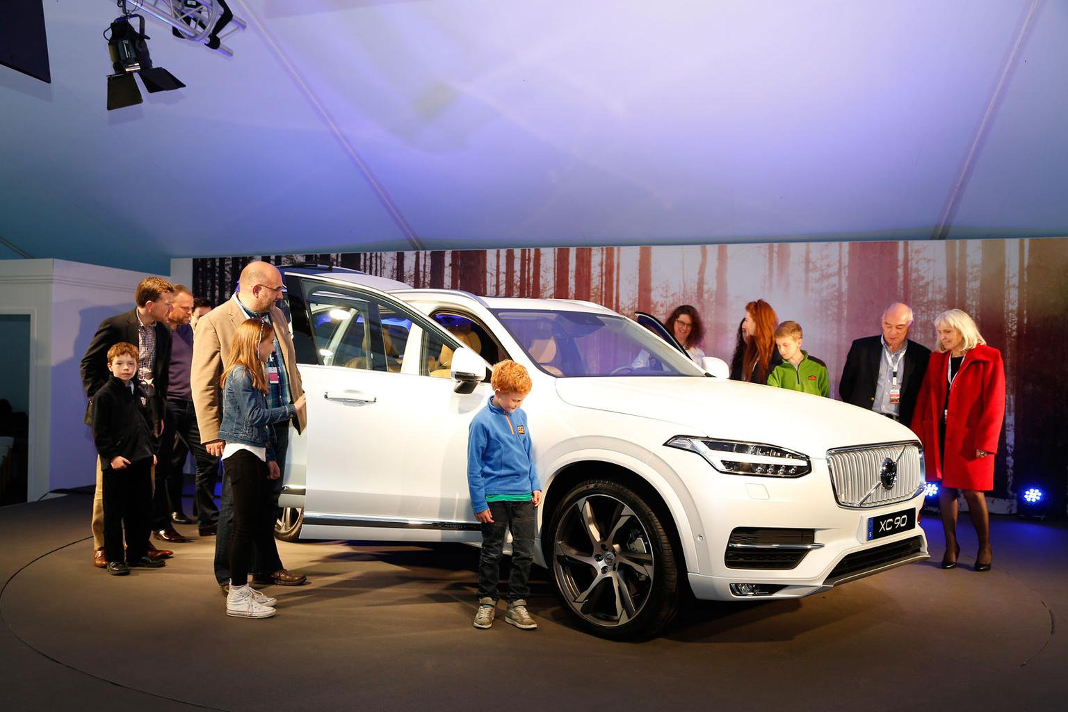 Volvo XC90 assessed by What Car? readers